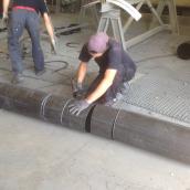 Tube shaping